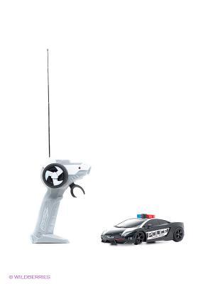 LAMBORGHINI Gallardo Police Машина AULDEY. Цвет: черный, белый