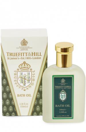 Масло для ванны Truefitt&Hill. Цвет: бесцветный
