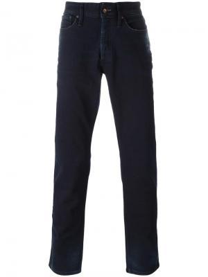Razor slim-fit jeans Denham. Цвет: синий