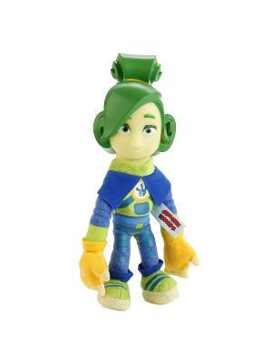 Мягкая кукла  Верта Мульти-пульти. Цвет: зеленый, синий