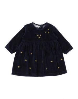 Платье I PINCO PALLINO I&S CAVALLERI. Цвет: темно-синий