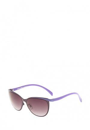 Очки солнцезащитные Mario Rossi. Цвет: фиолетовый