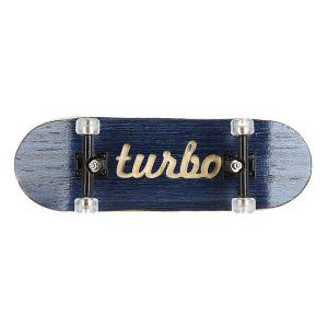 Фингерборд  П10 Blue/Black/Clear Turbo-FB. Цвет: синий,черный,белый