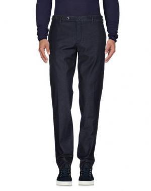 Джинсовые брюки G.T.A. MANIFATTURA PANTALONI. Цвет: темно-синий