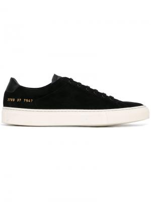 Кеды Original Achilles Low Common Projects. Цвет: чёрный