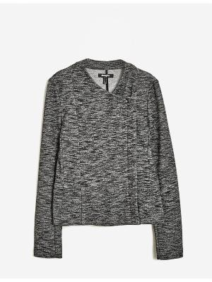 Куртка Jennyfer. Цвет: темно-серый