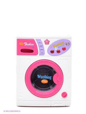 Детская стиральная машина Shantou Gepai. Цвет: белый, малиновый, фиолетовый