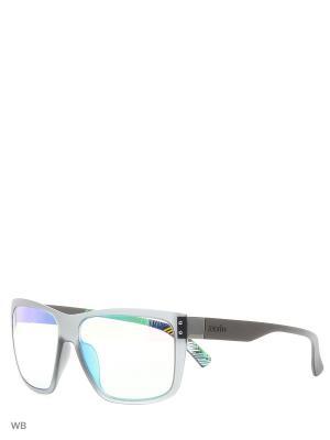 Солнцезащитные очки RH 824S 08 Zerorh. Цвет: серый