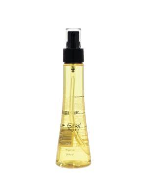 Аргановое масло Argan Oil глубокого питает ломкие волосы с секущимися кончиками склонные к выпадению Assistant Professional. Цвет: светло-желтый