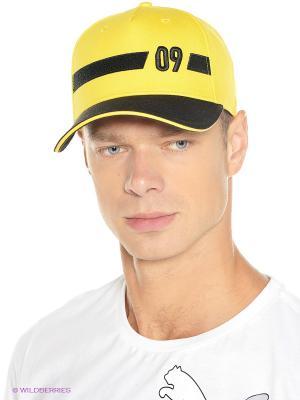 Бейсболка BVB Cap Puma. Цвет: желтый