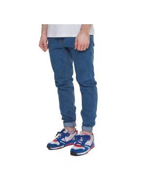 Джинсы ЗАПОРОЖЕЦ Carrot Flex Mens Denim ZAP-01R2. Цвет: синий,голубой