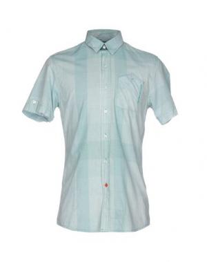 Pубашка 55DSL. Цвет: светло-зеленый