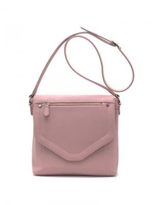 Сумка Solo true bags. Цвет: розовый