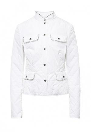 Куртка Husky. Цвет: белый