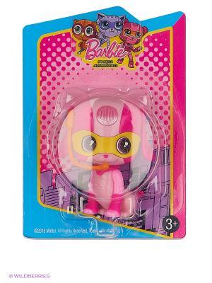 Питомцы секретных агентов Barbie. Цвет: розовый, желтый