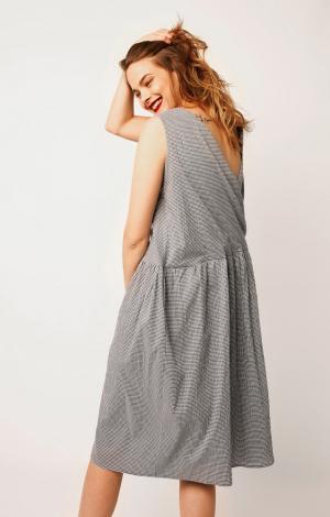 Платье Синее Trends Brands Base
