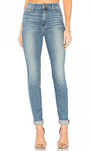 Облегающие джинсы с высокой посадкой flawless the charlie Joes Jeans Joe's. Цвет: none