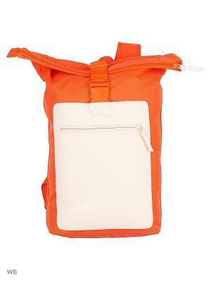 Рюкзак взр. YOUTH PACK ENERGY/LINEN/WHITE Adidas. Цвет: рыжий, бежевый
