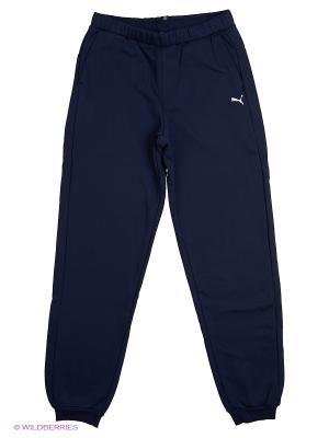 Брюки ESS Sweat Pants, FL, cl. Puma. Цвет: синий