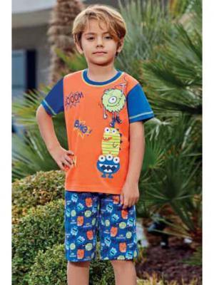 Комплект для мальчика ROLY POLY. Цвет: оранжевый