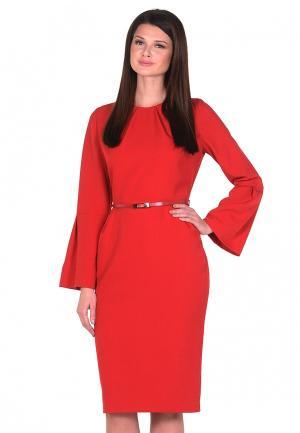 Платье Maison de la Robe. Цвет: красный