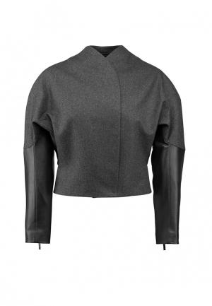 Куртка Asya Malbershtein. Цвет: серый
