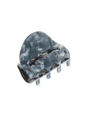 Заколка-краб Infiniti. Цвет: серый