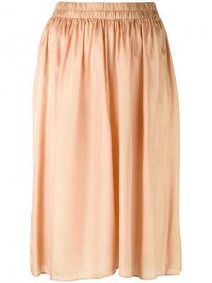 Cuperly skirt Mes Demoiselles. Цвет: жёлтый и оранжевый