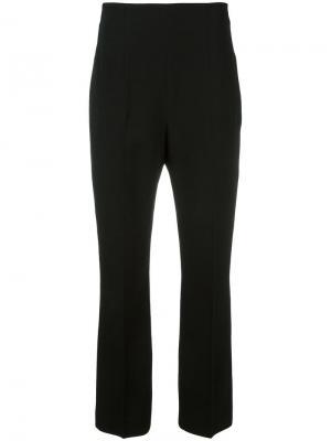 Расклешенные брюки Altuzarra. Цвет: чёрный