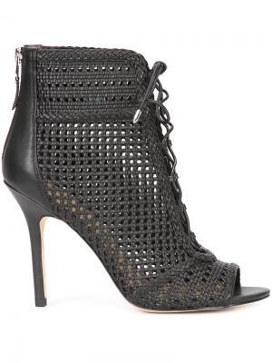 Ботинки Abbie Sam Edelman. Цвет: чёрный