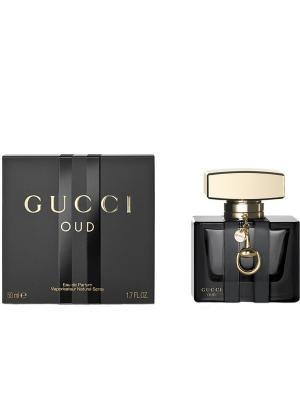 Парфюмерная вода Gucci Oud 50 мл. Цвет: прозрачный