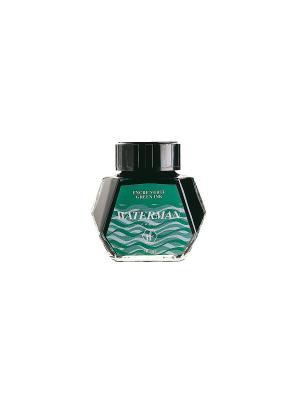 Чернила для перьевых ручек Waterman. Цвет: зеленый