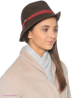 Шляпа Goorin Brothers. Цвет: коричневый