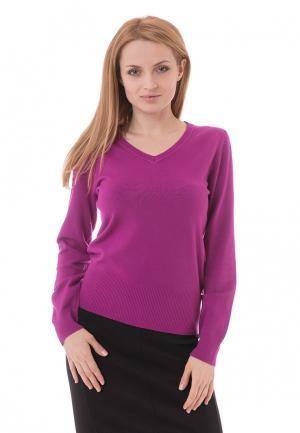 Пуловер Sempre. Цвет: фиолетовый