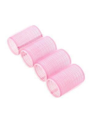 Бигуди (4 шт.) Migura. Цвет: розовый