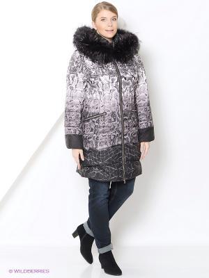 Пальто COLD WIND IS MIRAGE. Цвет: серый