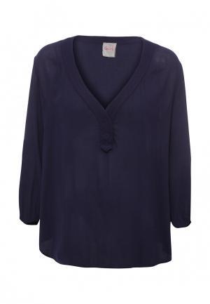 Блуза Nolita. Цвет: фиолетовый