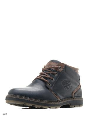 Ботинки BROADWAY.. Цвет: темно-синий