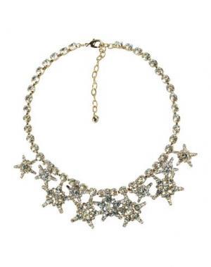 Ожерелье LISA C BIJOUX. Цвет: серебристый