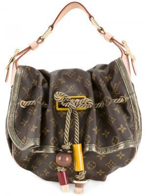 Kalahari tote Louis Vuitton Vintage. Цвет: коричневый