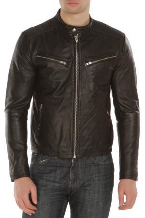 Куртка Barneys. Цвет: черный