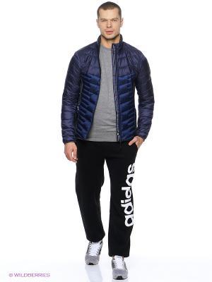 Куртка Alpherr Midw J Adidas. Цвет: темно-серый
