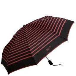 Зонт полуавтомат  207 красный JEAN PAUL GAULTIER