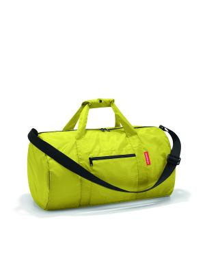 Сумка складная mini maxi dufflebag apple green Reisenthel. Цвет: золотистый