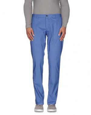Повседневные брюки VERDERA. Цвет: сиреневый