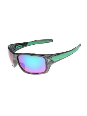 Солнцезащитные очки Gusachi. Цвет: черный, зеленый, сиреневый