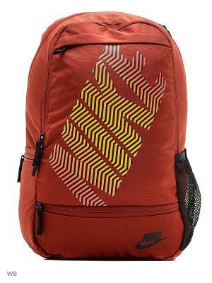 Рюкзак NIKE CLASSIC LINE. Цвет: бордовый