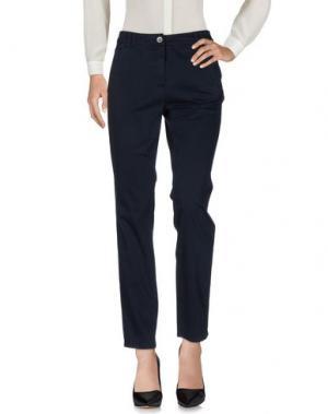 Повседневные брюки TAIFUN. Цвет: темно-синий