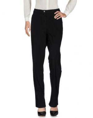 Повседневные брюки XANDRES. Цвет: черный