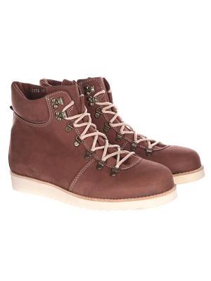 Ботинки зимние Rheinberger Tim Brown: мужские, 12272, 40. Цвет: коричневый